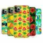 HEAD CASE DESIGNS TROPICAL PARADISE SOFT GEL CASE FOR APPLE iPHONE PHONES