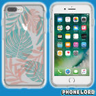 Genuine OtterBox Symmetry case cover for iPhone 7 8 Plus Tough EasyBreezy Clear