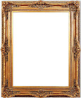 "7.75"" fancy Gold Ornate Oil Painting Wood Picture Frames4art 223G"