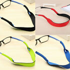 Neoprene Sports Band Neck Cord Strap Sunglasses Reading Glasses String Lanyard2a