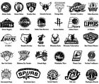 NBA Vinyl Decal Sticker Sport Basketball Team Logos Window Design Art USA Selle on eBay