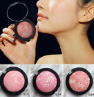 Portabel Beauty Makeup Baked Blush Palette Face Cheek Blusher Cosmetics GIFT