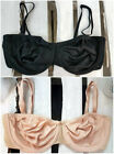 ex M&S Balcony Soft Cup Bra Underwired Cups Various Colours (MS7)