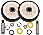 Replacement Drum Support Roller Pulley Wheel Repair kit for Maytag Dryer 303373 photo