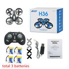 Mini RC Drone Quadcopters Helicopter  Headless Mode One Key Return Toys for Kids