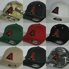 "Arizona Diamondbacks ""FLEX FIT"" Cap ⚾Hat ⚾MLB PATCH/LOGO ⚾3 SIZES 12 COLORS ⚾NEW on Ebay"