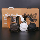 New Original Marshall Major Headphones Noise Cancelling Deep Bass Stereo Remote