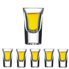 24X 12X Tequila Vodka Whiskey Shot Glass Bar Glassware Drink Double Wall Cup Lot