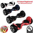 "8.5"" Wheels Electric Off Road Hoverboard Self-Balancing Scooter UL2272 Certified"