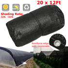 4 Types Shading Rate Fabric Outdoor Sunscreen Sunblock Shade Cloth Plant Cover