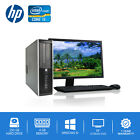 HP 8200 Elite SFF Intel Core i5  WINDOWS 10 + LCD + KB + MS + SDD + 1TB