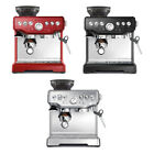 Breville BES870 The Barista Speak Coffee Machine (Choice of Color!)