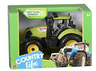 Large Kids Farm Tractor 3 Colours Tractor Toy Farm Play Set