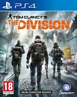 Tom Clancy's Rainbow Six Siege - The Division PS4 - MINT - 1st Class Delivery