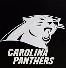 Carolina Panthers Vinyl Decal for laptop windows wall car boat on eBay