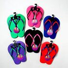Women's FLIP FLOPS Asst 2-Tone Colors Sizes 7, 8, 9, 10 NEW! Beach / Casual