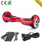 Smart Overboard Elektro-Scooter Self Balancing Board 15 FARBE Hoverboard+LED