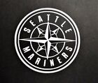 Seattle Mariners Vinyl Decal for laptop windows wall car boat (a) on Ebay