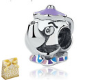 NEW DISNEY MRS POTTS CHIP BEAUTY AND THE BEAST TEAPOT CHARM 4 EUROPEAN+ gift box