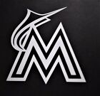 Miami Marlins Vinyl Decal Decal for laptop windows wall car boat (a) on Ebay