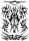 TRIBAL PAINT  MASKS - High quality airbrush and spray can paint masks