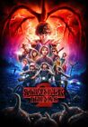 STRANGER THINGS A3 A4 POSTER OPTIONS TV Series Show Print Art Decor GIFT 4 FANS