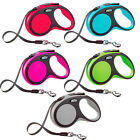 Flexi Retractable Dog Lead Comfort Classic Giant Neon Tape Or Cord Puppy Leash