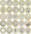Rare Circulated £2 Coins  A Selection Of Collectable Two Pound Coins 1997-2014