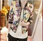 Casual Wear Solid Color Full Sleeve Coat for Women KS42 (USA Shipping)
