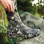 Men Lace Up Desert Ankle Boots Camo Army Force Military Tactical Combat Shoes