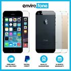 Apple iPhone 5S 16GB  32GB  64GB GSM Unlocked SIM Free Refursbished Smartphone