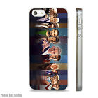 EXCLUSIVE ALL DOCTOR WHO ART CLEAR CASE FITS IPHONE 4 4S 5 5S 5C 6 6S & PLUS