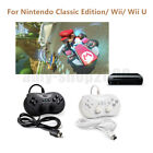 2 x Classic Game Console Controller For Nintendo Classic Edition/ Wii/ Wii U