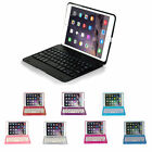 Foldable Stand Dock Case Cover With Bluetooth Keyboard For Apple Ipad Mini 1