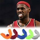 Adult Sports Mouth Guard Gum Shield Grinding Teeth Protect For Boxing NEW  OE