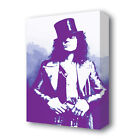 MARC BOLAN T REX POP ART UNOFFICIAL CHUNKY FRAMED CANVAS PRINT IN DIFFERENT SIZE