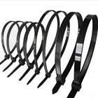 """20pcs 4"""" 8"""" 10"""" 12"""" 16"""" 20"""" Cable Ties Nylon Wrap Zip Ties Fastening Cables Wire"""