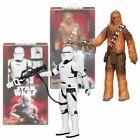 """New Star Wars 12"""" Chewbacca Or Flametrooper Action Figures Hasbro Official £10.99 GBP"""