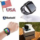 Bluetooth Sport Smart Watch X6 Curved Screen For iPhone Android Support SIM TF