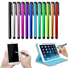 Universal Metal Touch Screen Stylus Pen for iPad iPhone Smart Phone Tablet TSCA