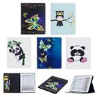 PU Leather Magnetic Cute Flip Stand Cover Case For iPad 2/3/4/5/6/ Mini1/2/3 AA