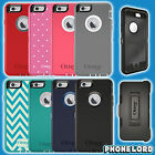 Genuine OtterBox Defender for Apple iPhone 6 6S belt clip tough new case cover