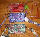 NWT Vera Bradley ALL IN ONE CROSSBODY WRISTLET  iPhone 6+ iPhone 7+ plus wallet