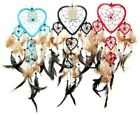 LOVE HEART Dream Catcher~47cm Long-Mobile Wall Hanging American Indian Bedroom