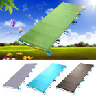 Ultralight Compact Folding Aluminium Alloy Camping Tent Cot Bed with Carry Bag