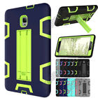"""Shockproof Armor Cover Case For 8""""Samsung Galaxy Tab A 8.0 T380 T385 2017+Fim"""