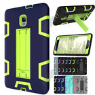 "Shockproof Armor Cover Case For 8""Samsung Galaxy Tab A 8.0 T380 T385 2017+Fim"