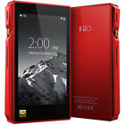FiiO X5 III 3rd Gen High Resolution DAP Music Player, 32GB (Black/Red/Titanium)