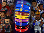 12 Teams Silicon Rubber Basketball Star Bracelet Adjustable Wristband Strap Cuff on eBay