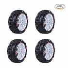 Anti-skid Tire Chains Belt Snow Winter Emergency Driving Kits For Car Sedan SUV